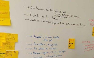 Formation animer une formation à Blois